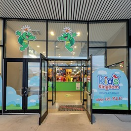 Kids Kingdom Indoor Playground